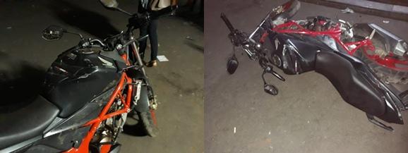 Motor Wartawan RRI Dirusak Aparat, Saat Demo Mahasiswa di Gedung DPR RI