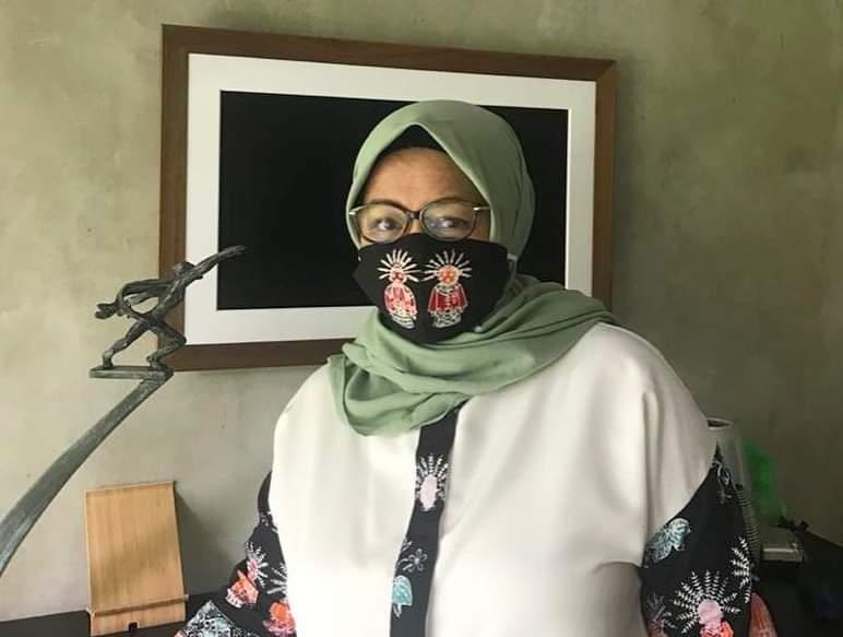 Bantu Cegah Penyebaran Covid-19, Istri Anies Bagikan Hampir 16 Juta Masker