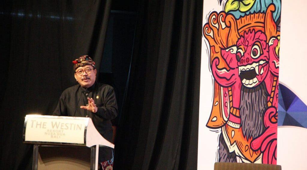 Wagub Cok Ace Harap BBTF ke-7 Menjadi Titik Awal Kebangkitan Pariwisata Bali