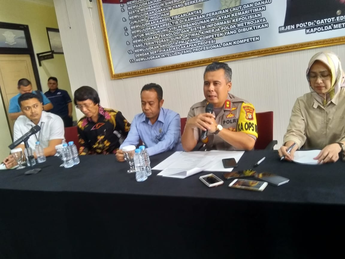 13 Hari Penyelidikan, Polres Tangsel Bantah Adanya Kekerasan Pada Capaskibraka Aurelia