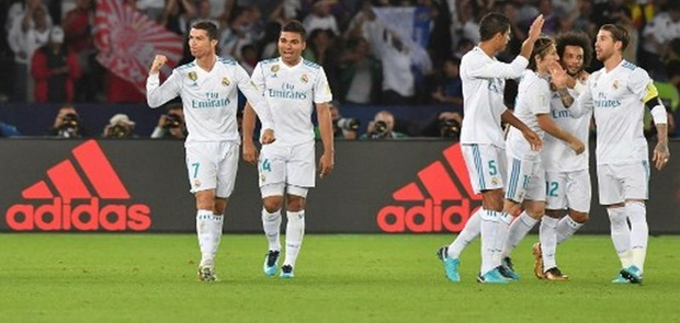 Real Madrid Kampiun Piala Dunia Antarklub!