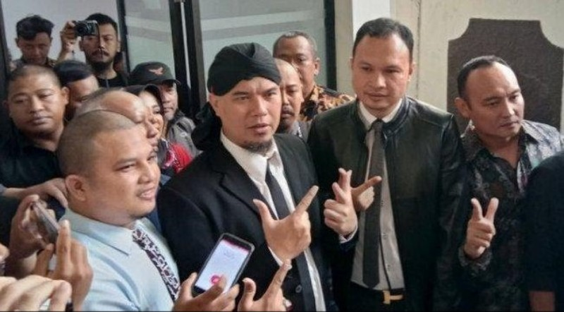 Hendarsam Bantah Farhat Jadi Kuasa Hukum Ahmad Dhani