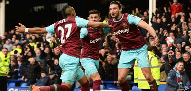 PREV LIGA PRIMER: West Ham United Vs Chelsea