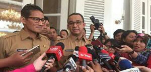Sebelum Akhir April, Anies-Sandi Dikabarkan Ganti Belasan Pejabat