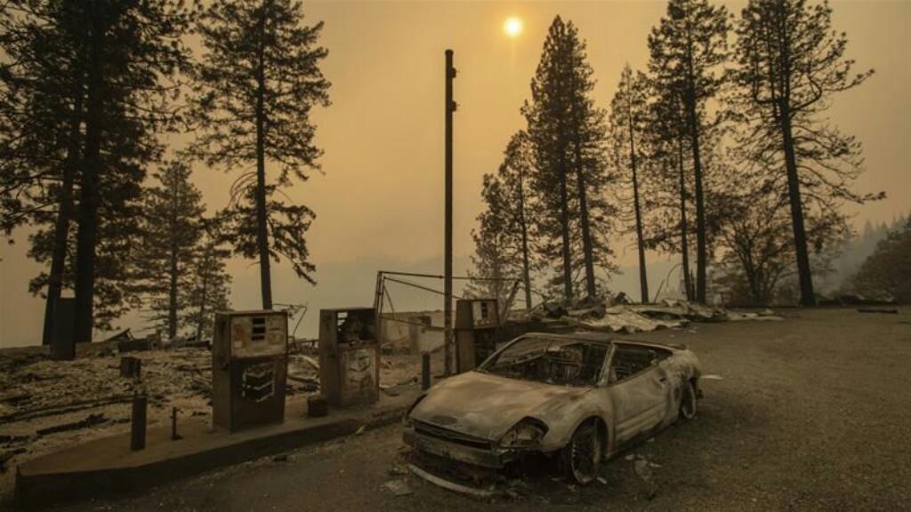 Kebakaran Hutan di California Tewaskan 31 Jiwa, 228 Orang Hilang
