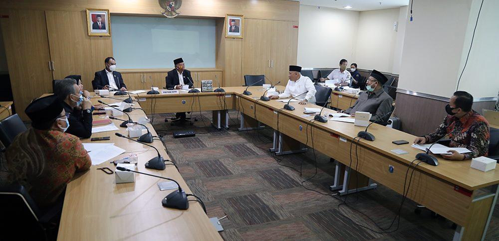 DPRD Gandeng Ahli Hukum untuk Koreksi Rancangan Kode Etik Terbaru