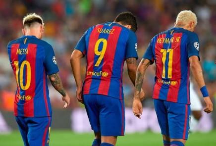 Meski Kalah 0-3, Stiker Barcelona Sesumbar Bakal Singkirkan Juventus