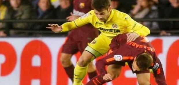 Taklukkan Villarreal 2-0, Barcelona Makin Kokoh di Puncak Klasemen