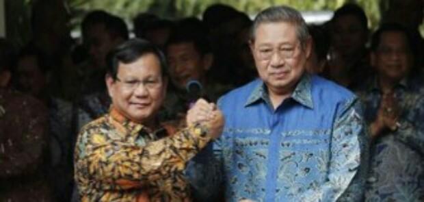 Demokrat Kembali ke Pangkuan Koalisi Gerindra, PAN dan PKS