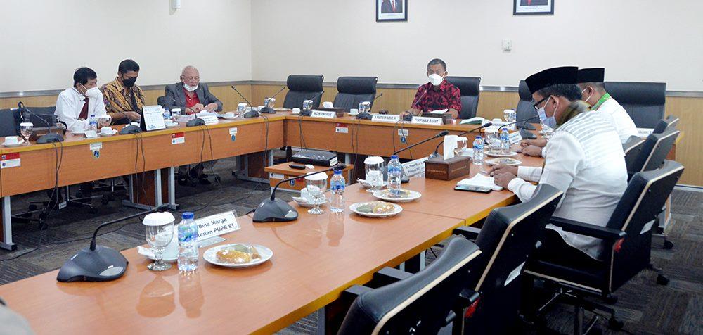 DPRD Dorong BPN DKI Segera Tuntaskan Polemik Ganti Rugi Tol JORR W2