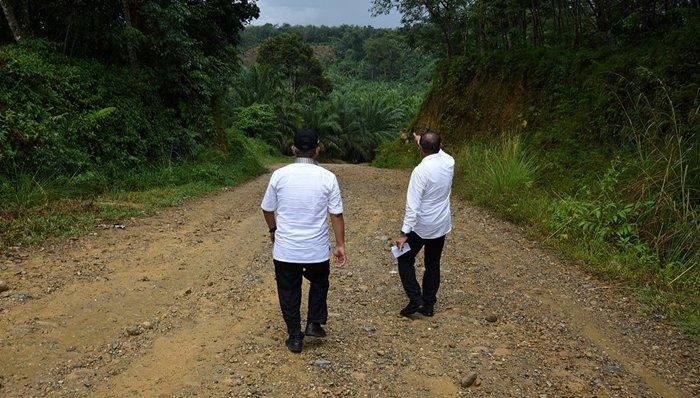 Pangkas Waktu Tempuh Sibuhuan-Madina 5Jam, Edy Rahmayadi Targetkan Jalan Trans Palas-Madina Rampung Tahun 2022