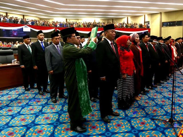 Ini Nama-nama Yang Sudah Dipilih Jadi Pimpinan DPRD DKI Periode 2019-2022