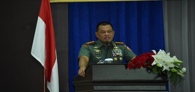 Panglima TNI : Waspadai Potensi Konflik Menghadapi Tahun Politik