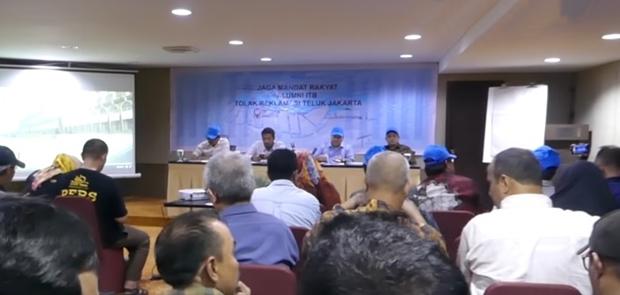 Luhut Binsar Pandjaitan Bantah Bilang Alumni ITB Cabut Moratorium Reklamasi