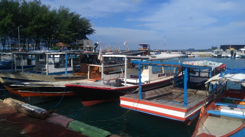 741 Kapal Tradisional Dapat PAS Kecil dari KSOP Kepulauan Seribu