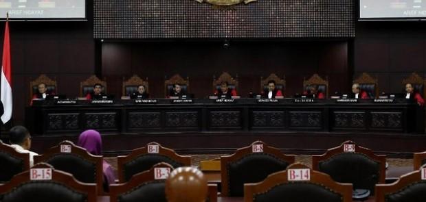 Upaya 5 Koruptor untuk Dapat Remisi Kandas di MK