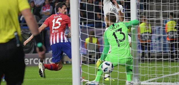 Tundukkan Madrid, Atletico Juara Piala Super Eropa