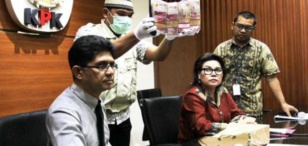 Dari OTT di Bengkulu, KPK Tetapkan 3 Tersangka