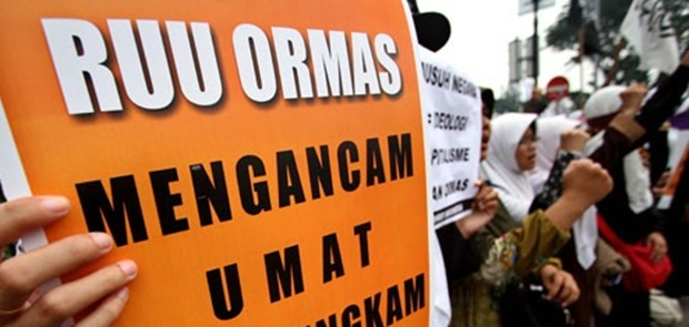 Gugatan Perpu Ormas Terus Bergulir ke MK, DPR Pun Siap Bahas Dalam Waktu Dekat