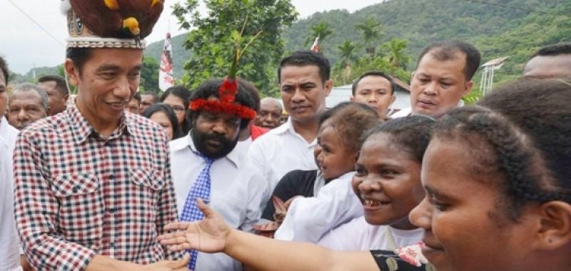 Jokowi Dituding Lakukan Pelanggaran HAM Berat di Papua