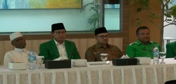 Bawa Program Pro Umat Islam, PPP Versi Djan Faridz Deklarasikan Sudirman Said Maju Pilkada Jateng