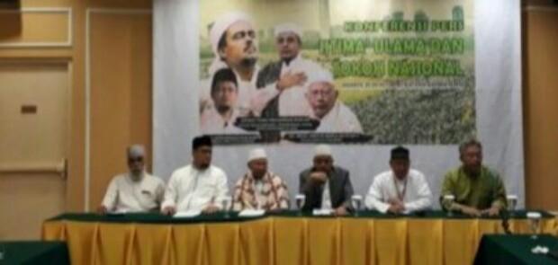 Ulama Harap 5 Partai Deklarasikan Koalisi Keumatan