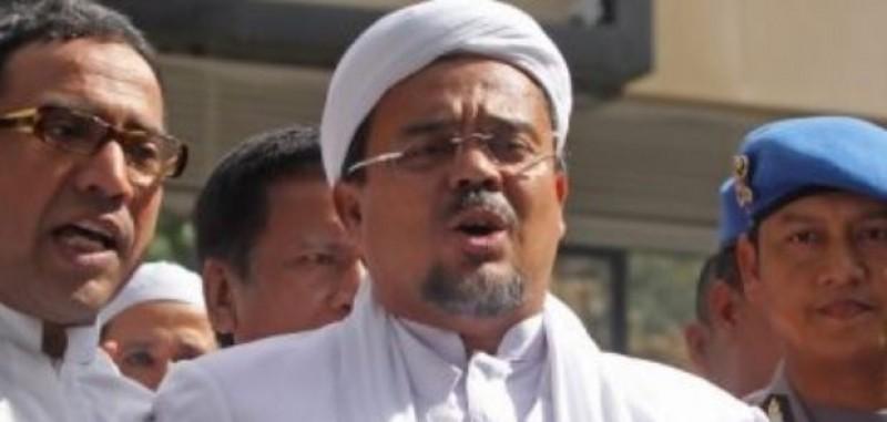 Tak Penuhi Syarat, Interpol Tolak Red Notice Polri untuk Habib Rizieq