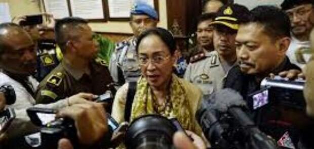 LBH PP GPI dan PSI Minta Polisi Segera Proses Kasus Penistaan Agama Islam oleh Sukmawati
