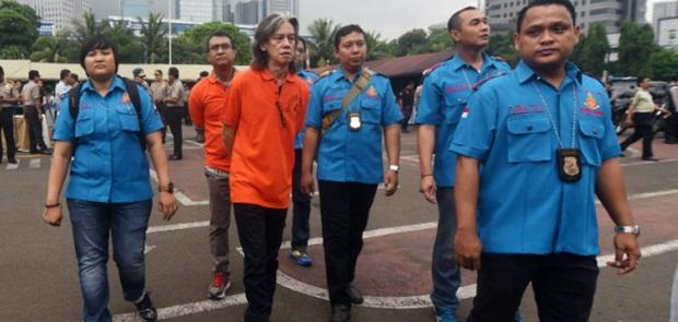 Fariz RM Kembali Ditangkap Karena Penyalahgunaan Narkoba