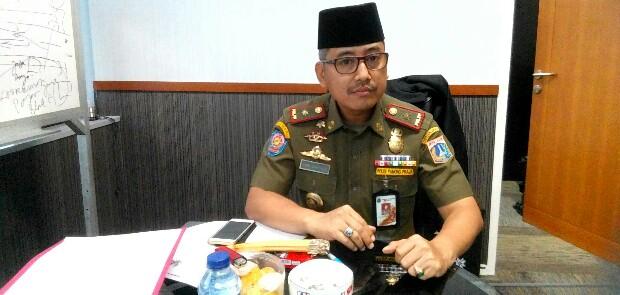 Razia PMKS, Satpol PP Jaring Puluhan Pak Ogah