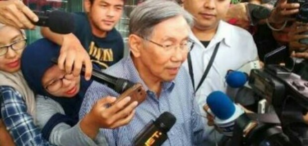 Kwik Kian Gie Masuk Tim Prabowo-Sandi, Ini Reaksi PDIP