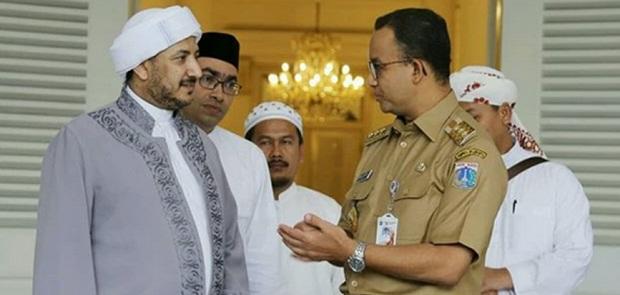Bertemu Syekh Muhammad, Anies Bahas Pembangunan Karakter Bangsa