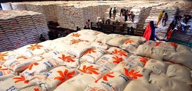 Beras Impor Vietnam Tiba di Pelabuhan Untuk Cadangan Pemerintah