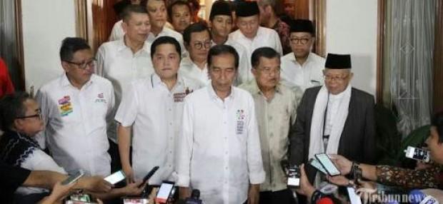 Pilih Erick Thohir, Jokowi Dinilai Ingin Imbangi Prabowo-Sandiaga Uno