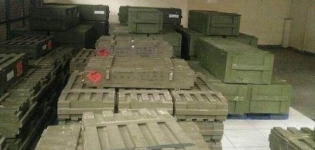 Senjata Impor Di Bandara Soekarno-Hatta Milik Polisi