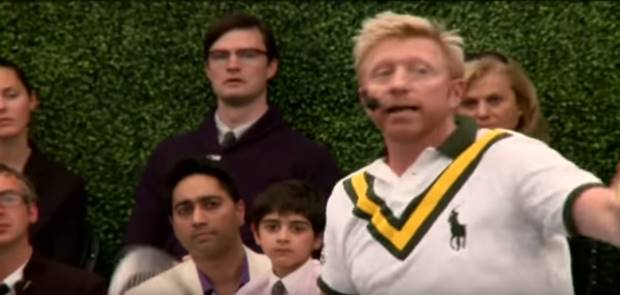 Boris Becker Dinyatakan Bangkrut, Terlilit Hutang Bank