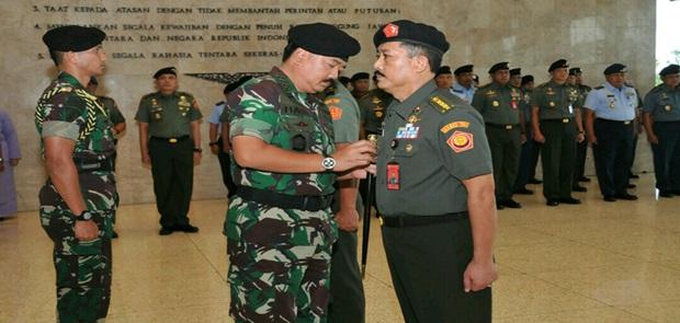 Panglima TNI: Kaderisasi di Lingkungan TNI Demi Keberlangsungan Organisasi
