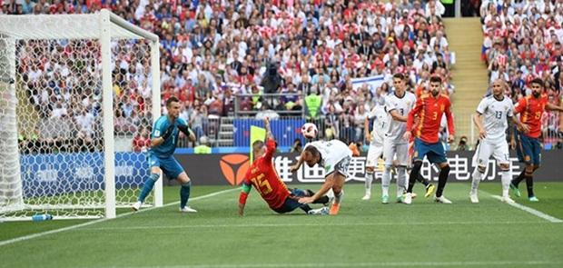 Menang Adu Penalti, Rusia Eliminasi Spanyol dari Piala Dunia