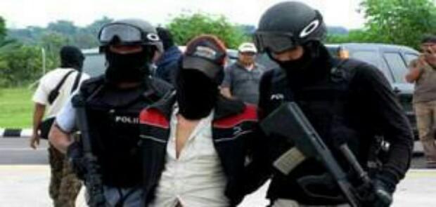 3 Terduga Teroris Ditangkap di Bogor dan Indramayu