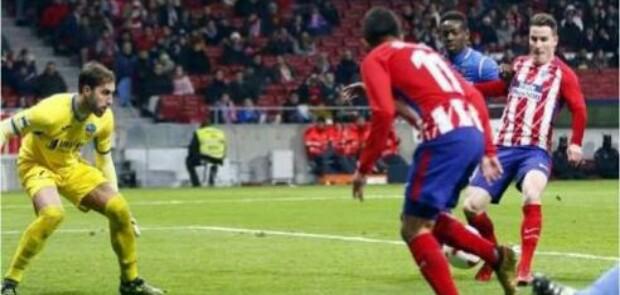 Atletico Melaju ke Perempat Final Copa del Rey