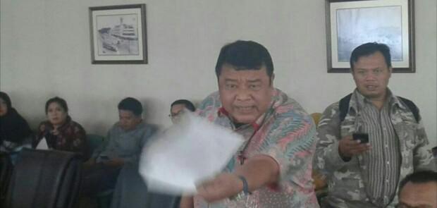 Kisruh Proyek Reklamasi, Bestari Barus Marah-marah di Bappeda