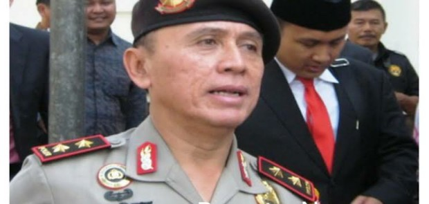 Kapolda Larang Massa Aksi 313 Orasi di Depan Istana.