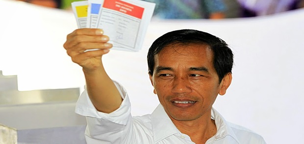 INES, Elektabilitas Jokowi Tinggal 27,7% Karena Tidak Tetapi Janji