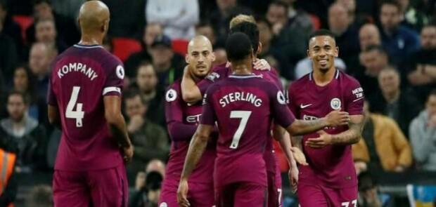 Berkat WBA, Manchester City Juarai Liga Primer Musim 2017/2018