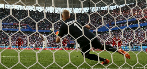 Perjuangan Kandas, Peru Kalah 0-1 Atas Denmark