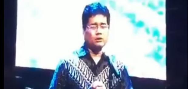 GONTAS: Anies Dapat Pidanakan Pidato Pianis Ananda Sukarlan di HUT Kanisius