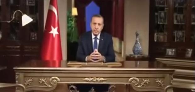 Erdogan: Tidak Ada Islam Moderat, Islam Adalah Satu