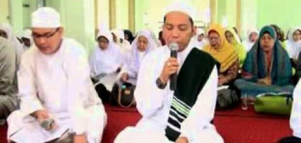Alumni 212 Kawal Pemeriksaan Ustad Muhammad Ali di Bareskrim