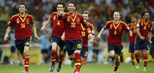 Timnas Spanyol Terancam Dicoret dari Piala Dunia 2018
