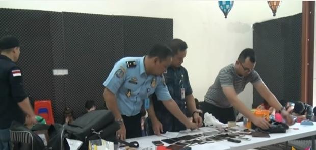 Menipu, 78 Warga Cina Ditangkap di Deli Serdang